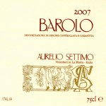 Barolo DOCG 2007