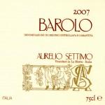 Barolo DOCG 2007