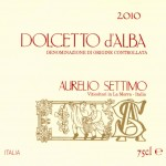 Dolcetto d&#8217;Alba DOC 2010