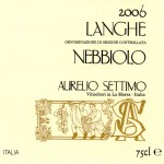 Langhe DOC Nebbiolo 2006