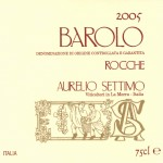 Barolo DOCG 2005 Rocche