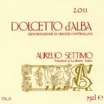 Dolcetto d'Alba DOC 2011