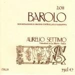 Barolo DOCG 2011