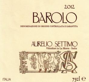 Barolo DOCG 2012