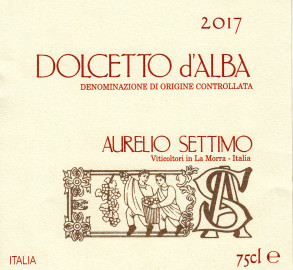 Dolcetto d'Alba DOC 2017