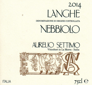 Langhe DOC Nebbiolo 2014