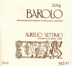 Barolo DOCG 2014