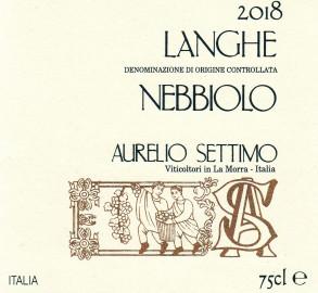 Langhe DOC Nebbiolo 2018