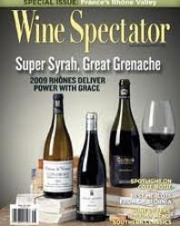 Wine Spectator – 30 Novembre 2011