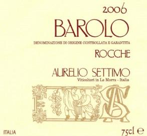 Barolo DOCG 2006 Rocche