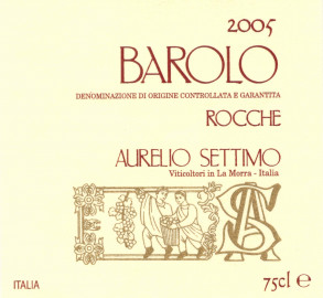 Barolo DOCG 2005 Rocche