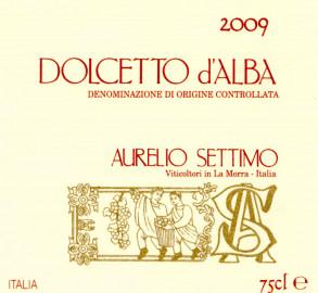 Dolcetto d'Alba DOC 2009