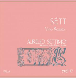 SÉTT – Vino Rosato
