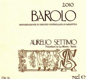Barolo DOCG 2010