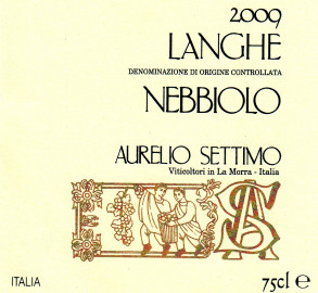 Langhe DOC Nebbiolo 2009