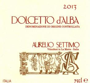 Dolcetto d'Alba DOC 2013