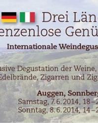 DEGUSTAZIONE INTERNAZIONALE, AUGGEN (GERMANIA) – 7/8 GIUGNO 2014