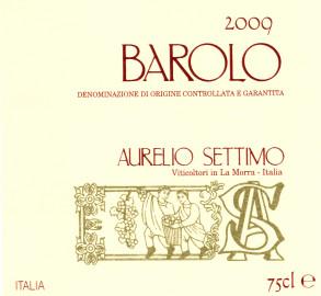 Barolo DOCG 2009